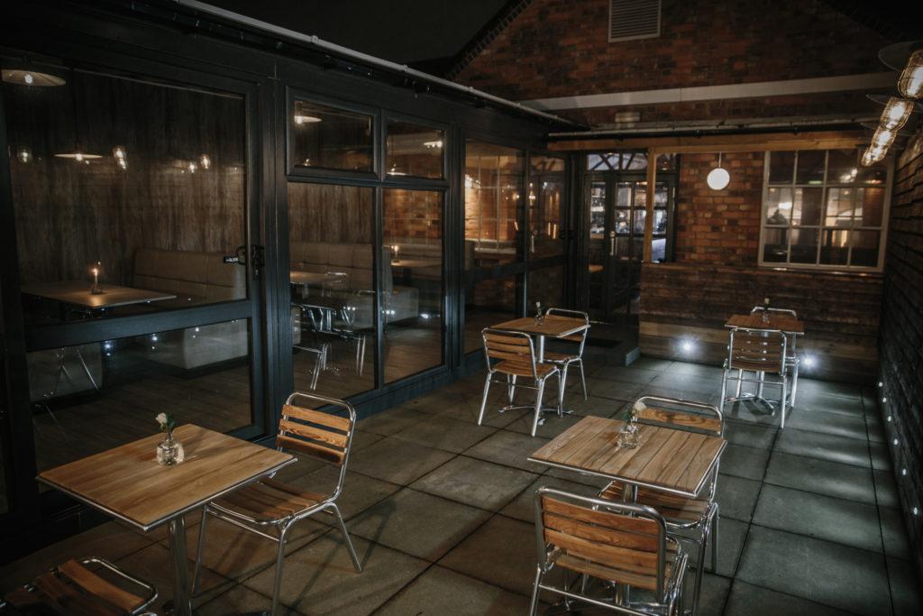 Brick Amp Beam Leicester Cultural Quarter S Newest Bar